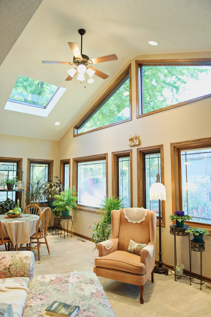 Sunroom Addition by Reese Construction Inc Lincoln