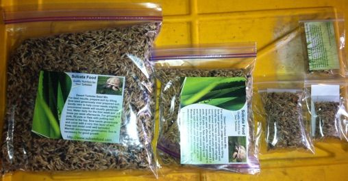 Sulcata Food The perfect seed mixes and plants for your tortoises Serving pet owners, Breeders, and Zoos since 1998
