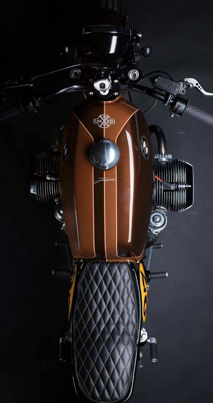 Schauen Sie sich einige meiner Lieblings-Builds an – einzigartige Scrambler-Hybriden wie   – Motorcycle Seats