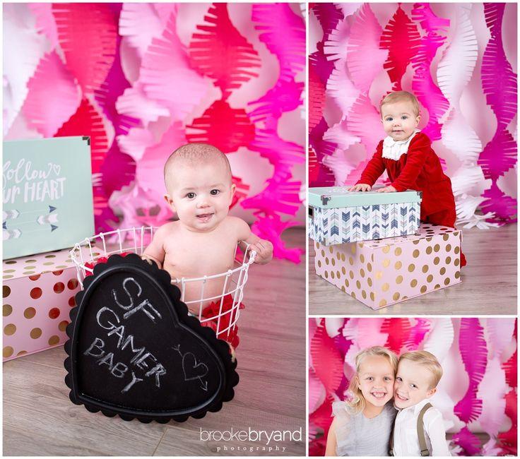 Valentine's Day Itty Bitty Photo Shoots!
