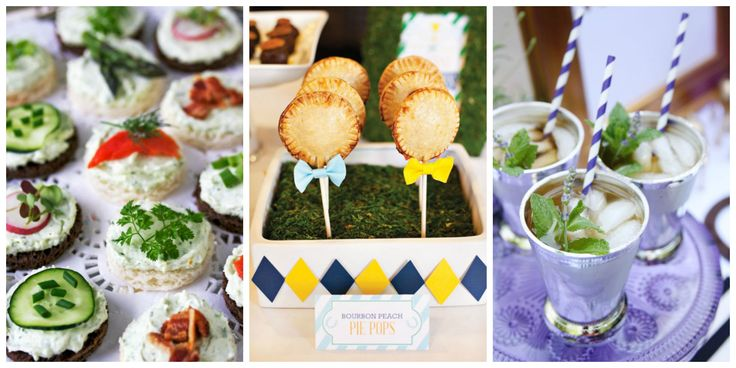 Kentucky Derby Party Food  Recipes | Country Living Magazine