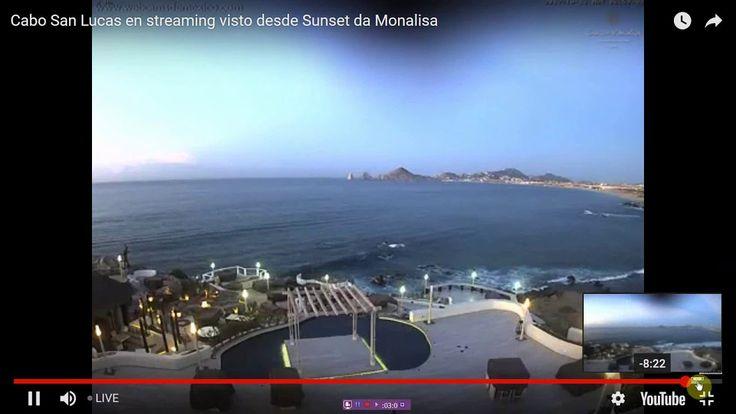 Black Area Next To The Rising Sun/PLEASE Watch To The End/Read Desc13 октября 2017, WebcamsdeMexico записан некий синий луч в небо.....Свидетель -..Сначала я был уверен, что большие черные пятна, это блики или сумеречные лучи (лучи Солнца), которые, кажется, излучаются из точки в небе, где Солнце находится,.. но потом понял, что Солнце восходит слева от экрана, в то время как странный луч идет из правой.ription