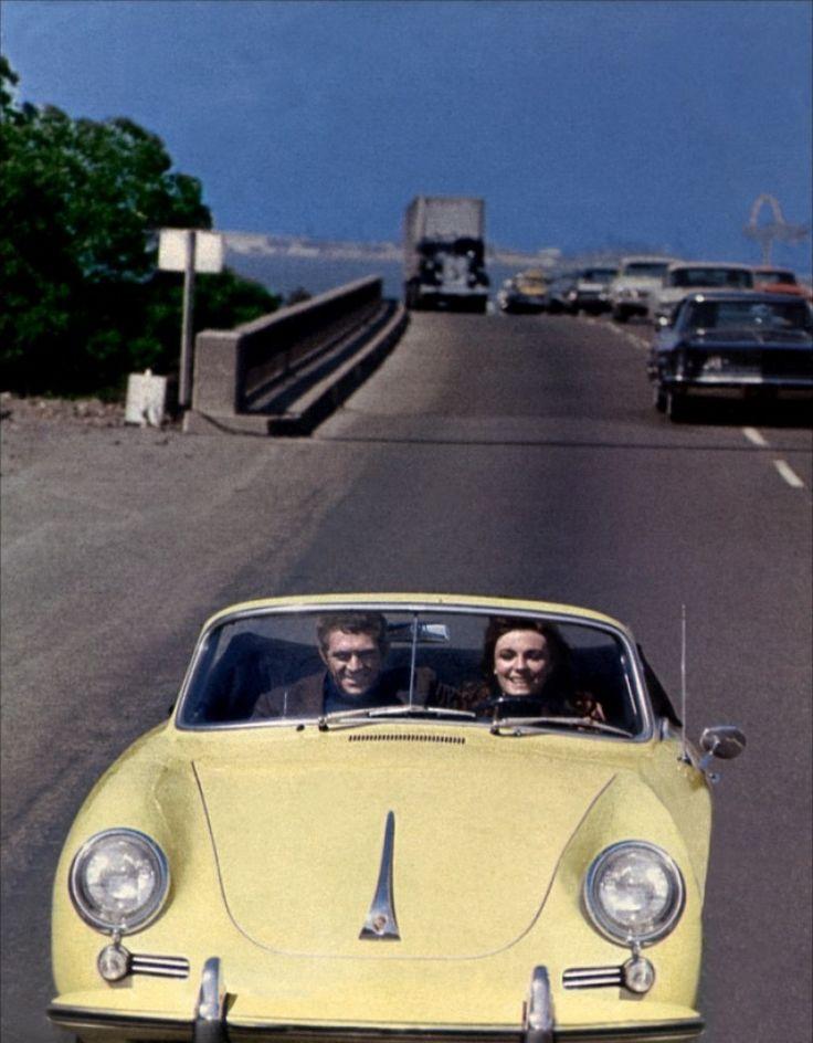 Bullitt (Steve McQueen and Jaqueline Bisset) 1968