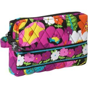 Vera Bradley Small Cosmetic (Va Va Bloom)