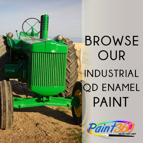 Browse our QD Industrial Enamel, you can use it for Decorative or Industrial usage.  Buy from your number 1 Online Paint Shop!
