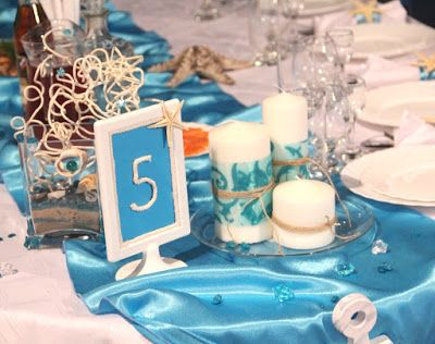 Царевна - Лягушка: Свадебный переполох! Средиземноморская свадьба (бирюзовая) - элементы декора! Часть Вторая.