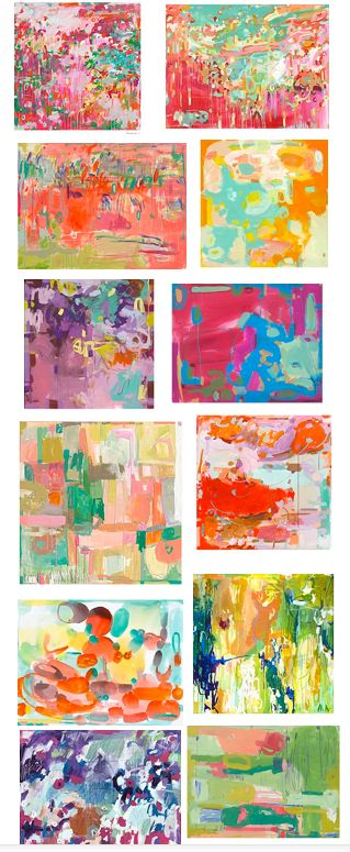 New work from Michelle Armas, 5 day sale