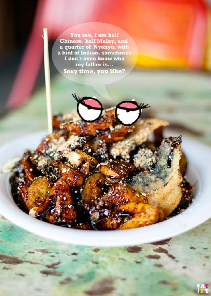 30 best malaysian cuisine images on pinterest malaysian cuisine secret life of street food in malaysia rojak an eclectic mix of fruit forumfinder Images