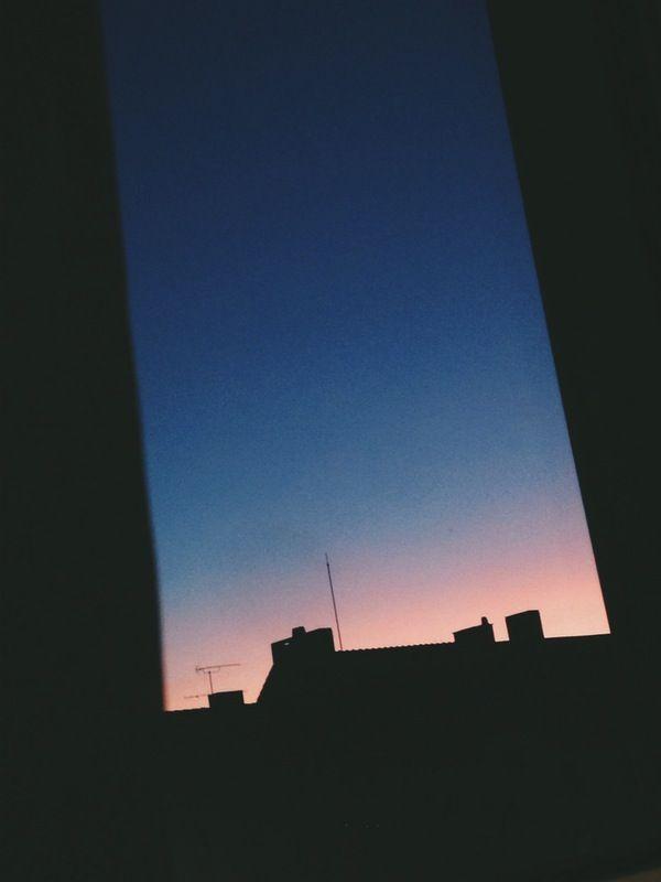 Colors above #sunset #city #urban #sun #sky #colors | Jan Kloke | VSCO Grid®