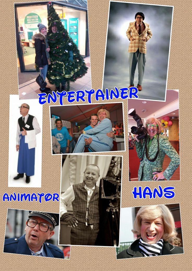Animator/ Entertainer Hans http://www.funenpartymatch.nl/animatorhans.php