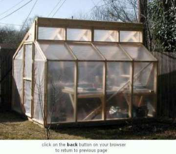 25 beautiful homemade greenhouse ideas on pinterest for Build it yourself greenhouse