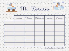 23 Best Images About Horarios On Pinterest La Vuelta Template And