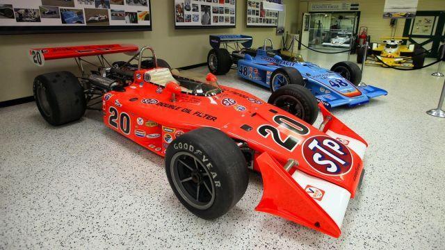 GALLERY: IMS Museum visit. RACER.com