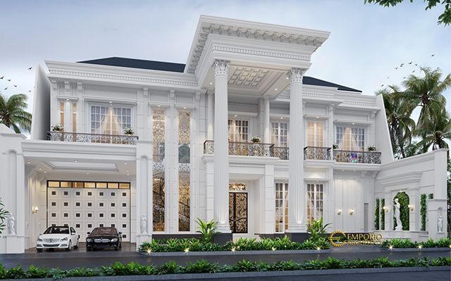 Architectural Services For Luxury House And Villa Design Classic House Exterior House Arch Design Luxury Houses Mansions