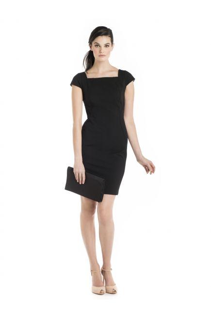 The classic LBD look / Le look de la parfaite petite robe noire #JACOBCHIC
