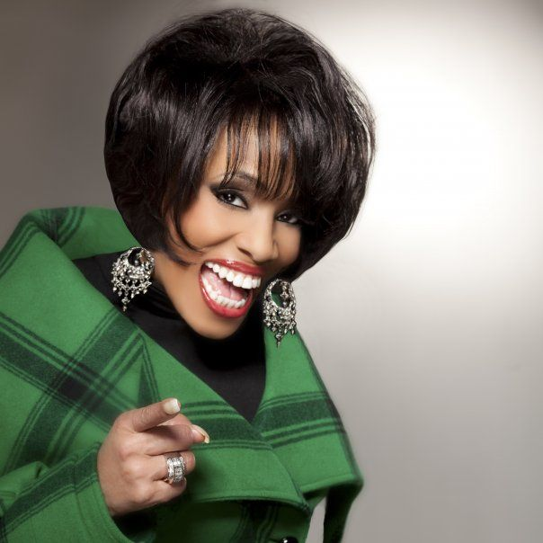 Vickie Winans, the hardest working woman in Gospel music