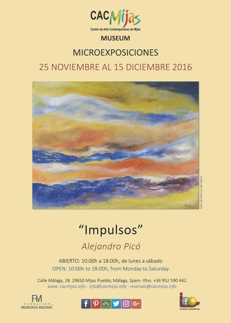 """""""Impulsos"""" Alejandro Picó"""