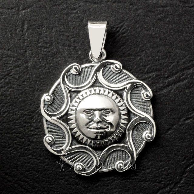 Солнцеворот, Хорс, бог Ярило, оберег славянского бога солнца | Руническая мастерская