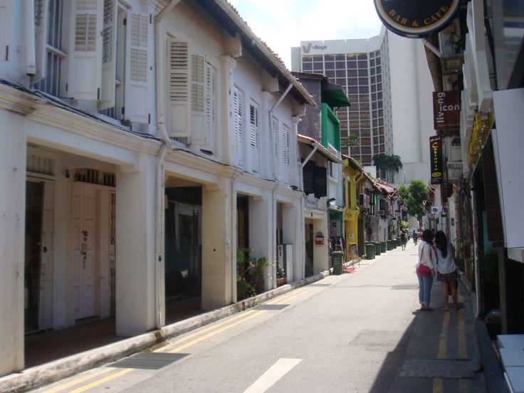 Haji Lane at Arab Street