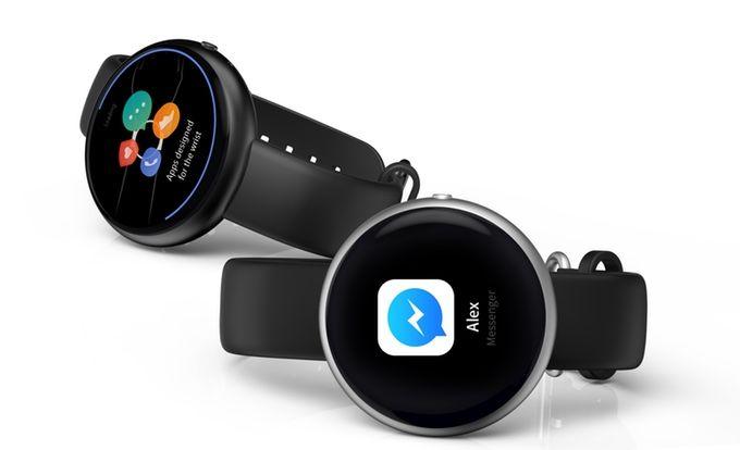 Dagadam Watch – Smartwatch With An AI Based Notification Center