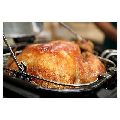 Butterball Electric Turkey Fryer, Silver