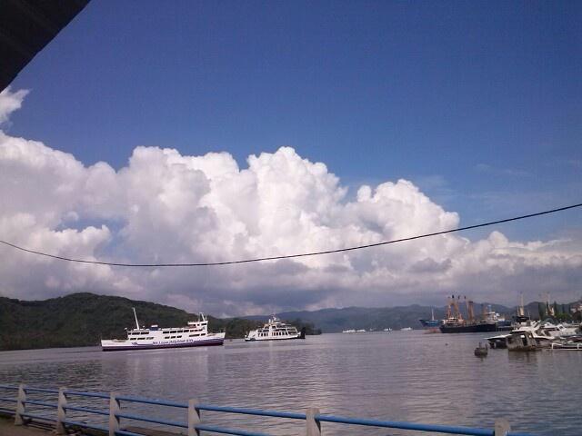 Ferrys between Bali-Lombok
