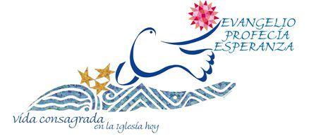 Logo del Año de la Vida Consagrada - Vida Consagrada en la Iglesia hoy