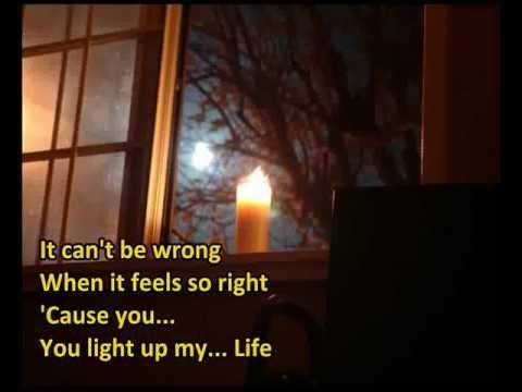 You Light Up My Life -  Debby Boone (Lyrics on screen)  Another song from my senior year in high school.  That's a big year in your life.  Songs will stick with you.
