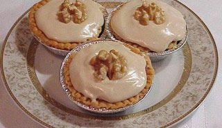 Tartelettes à l'érable #sucre