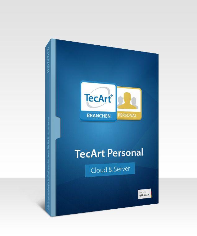 TecArt Personaldienstleister Software