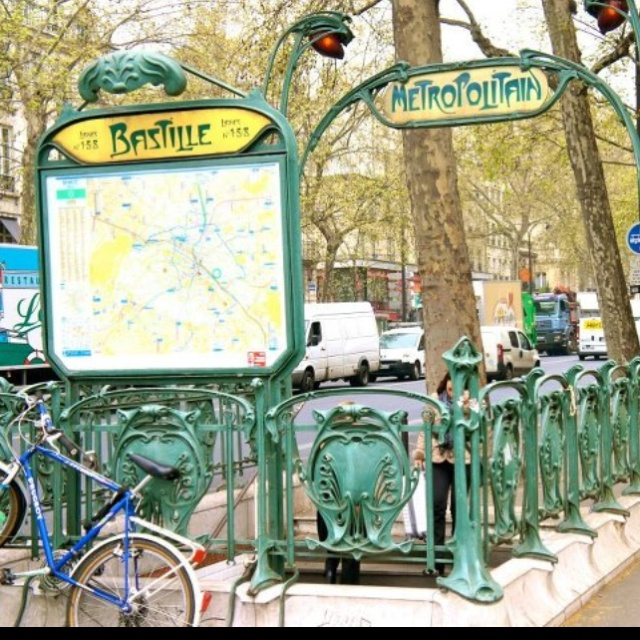 quartier bastille paris arrondissement
