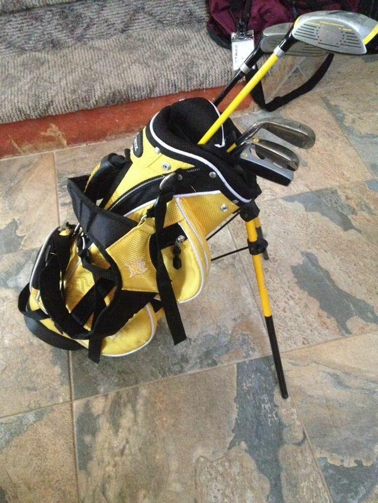 Lynx Youth Golf Club Set Right Hand