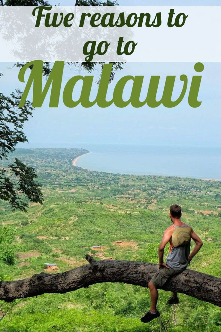 Five reasons why you shouldn't skip Malawi on your next trip through Africa!