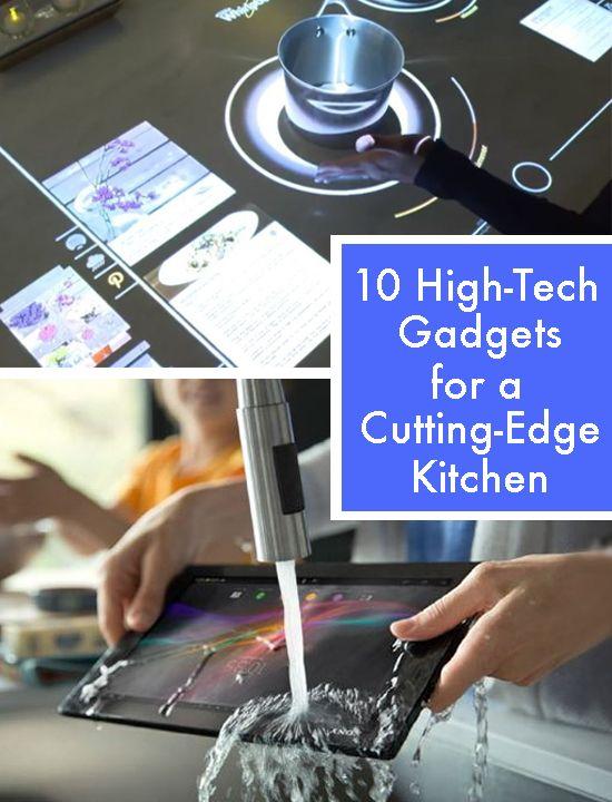 10 High Tech Gadgets For A Cutting Edge Kitchen Part 52