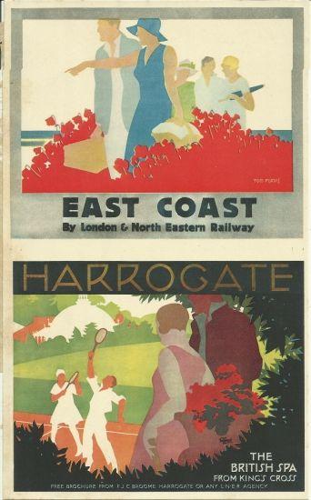 """original art deco print """" poster """" 1930s uk london"""