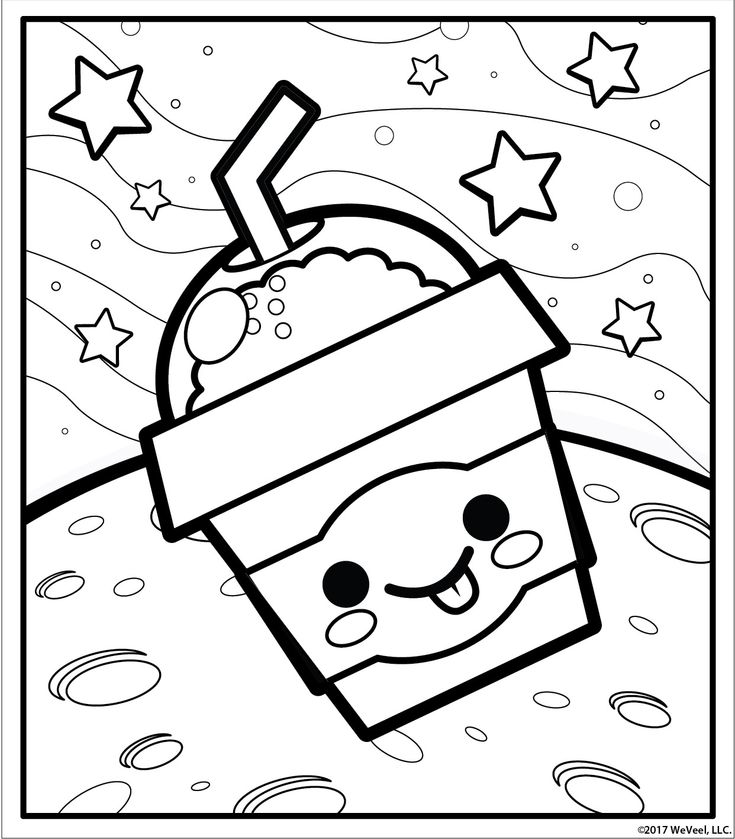 Cute girl coloring pages to download and print for free