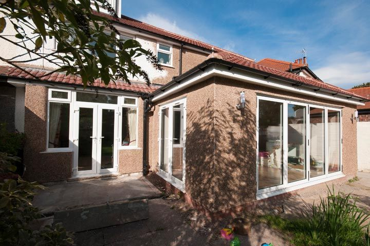 House Extension - family room extension, with utility room, in Sale (Manchester)