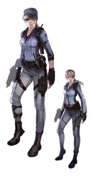 Resident Evil 5 Concept Art