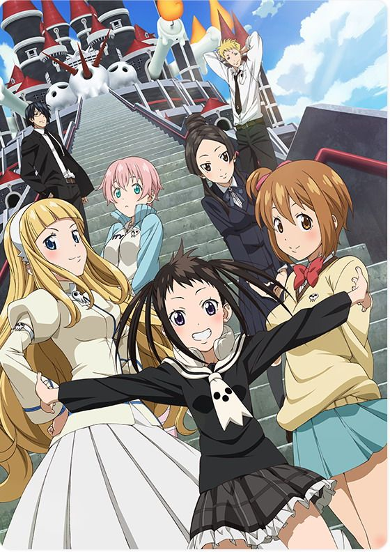 Funimation Offers Soul Eater Not! Anime on Home Video