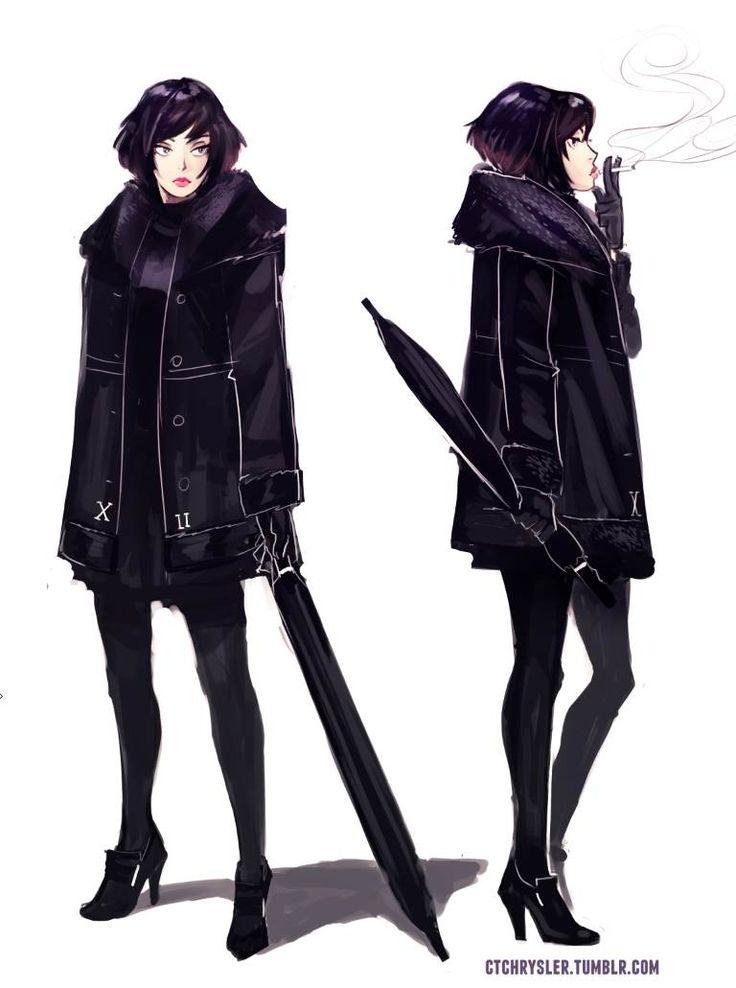 Character Design Art Concept