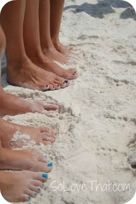 27 Beach Photo Ideas. Might try some of these..