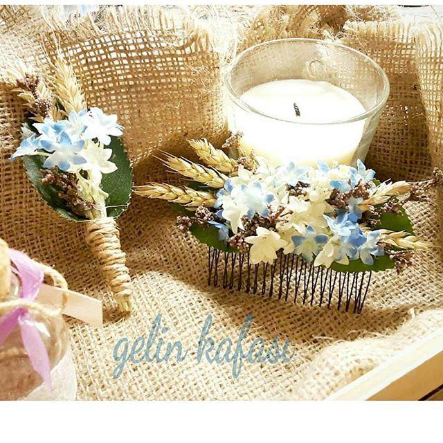 Ozge Hanim'in nişanı icin tasarlanmistir, mutlulugunuz daim olsun 💝💑 @ozgealtun41  #engagement #hairaccessories #bride #bridegroom #weddingideas #wedding  #flowers #handmade #gelinhazırlığı #gelinbasi #incitac #ciceklitac #gelintaci #sacmodelleri #gelinsaci #nisan #damatyakaçiçeği #yakacicegi #mavi #çiçek