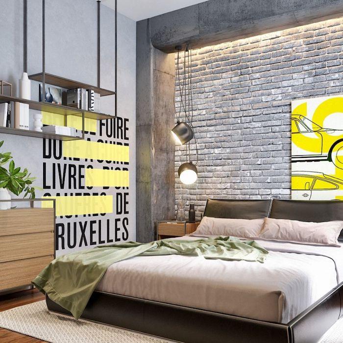 ▷ 1001 + idées top pour décorer une chambre style ...