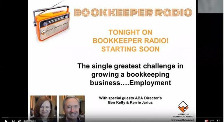 Australian Bookkeepers Network | Bookkeeper Radio