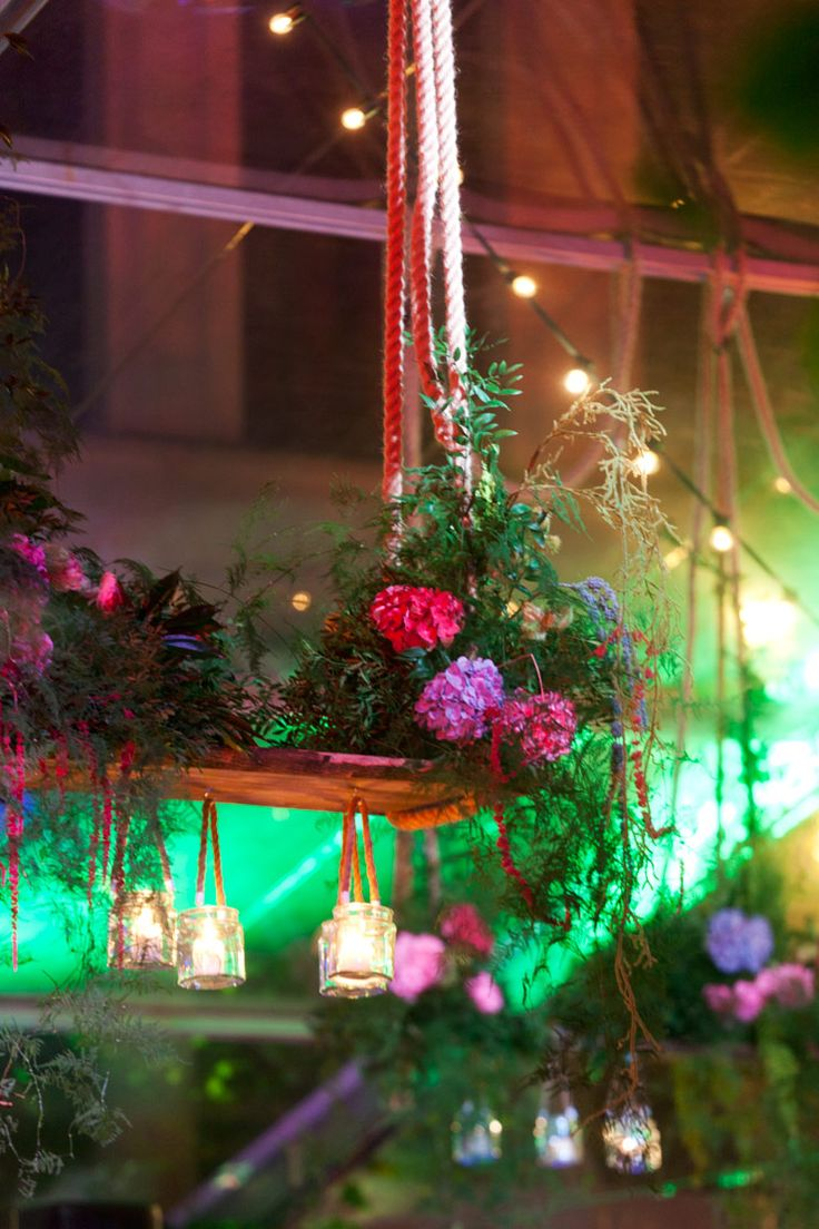 Colorful, happy wedding in Enchanted Garden, Warsaw, Poland by artsize.pl