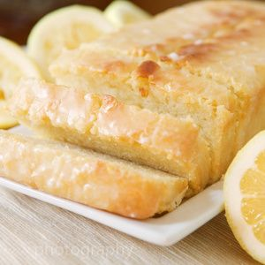 Low-Fat Lemon Yogurt Cake | The Craving Chronicles-gonna try with some lower carb and sugar free substitutions.