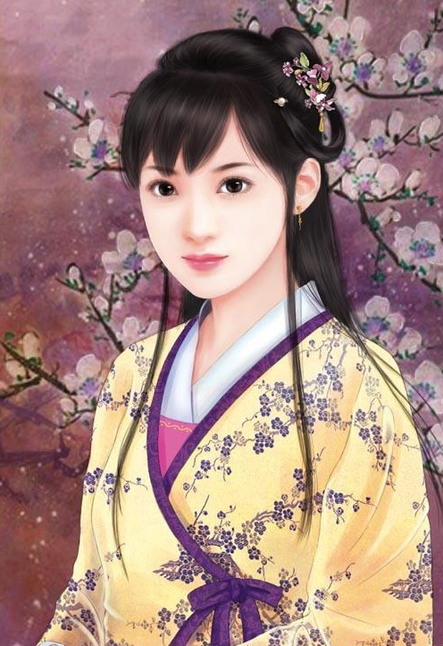 Chinese Hairstyle Captivating 151 Best Chinese Girl Images On Pinterest  Asian Art Geishas And