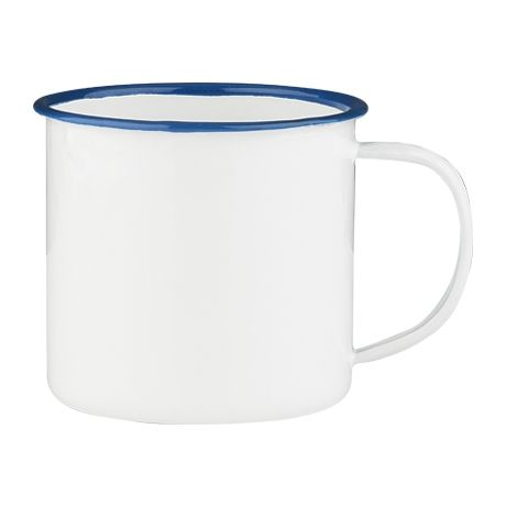 Adele Mug For Real Living White