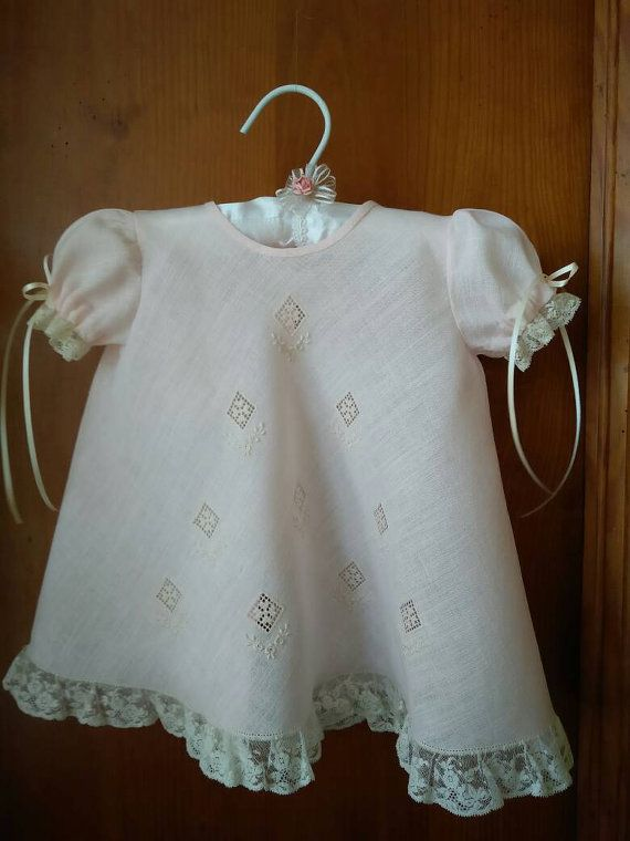 Check out this item in my Etsy shop https://www.etsy.com/listing/451963052/baby-rose-gown6-12monthscotita-de-nena