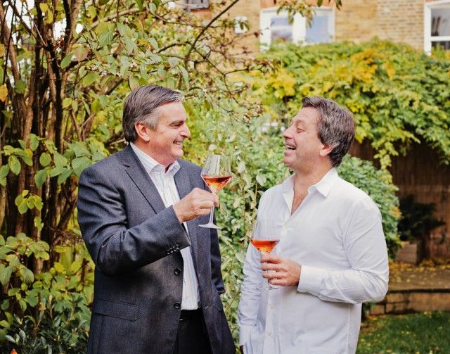 Australian winemaker Neil McGuigan and celebrity chef John Torode have joined forces to launch a food and wine matching website for consumers.